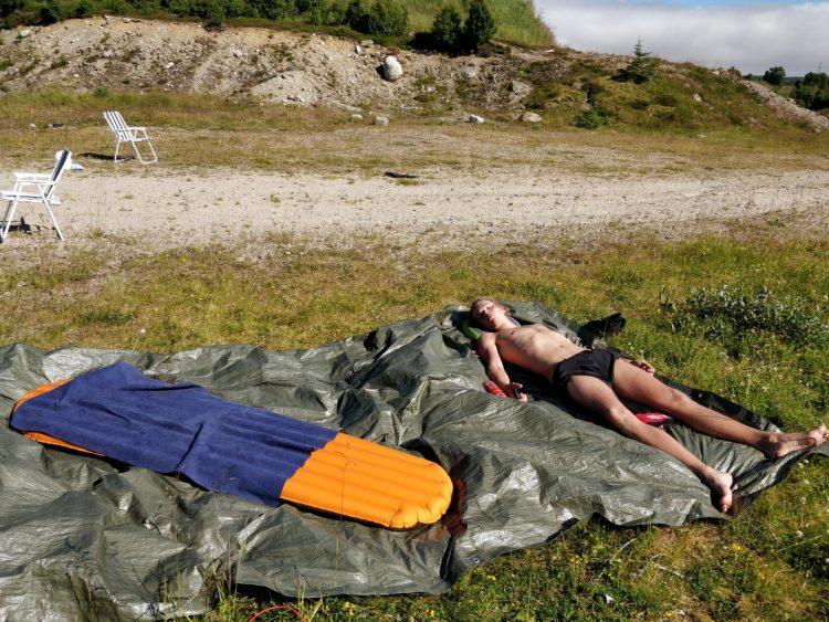 #25 Sortland – Bjørnskinn
