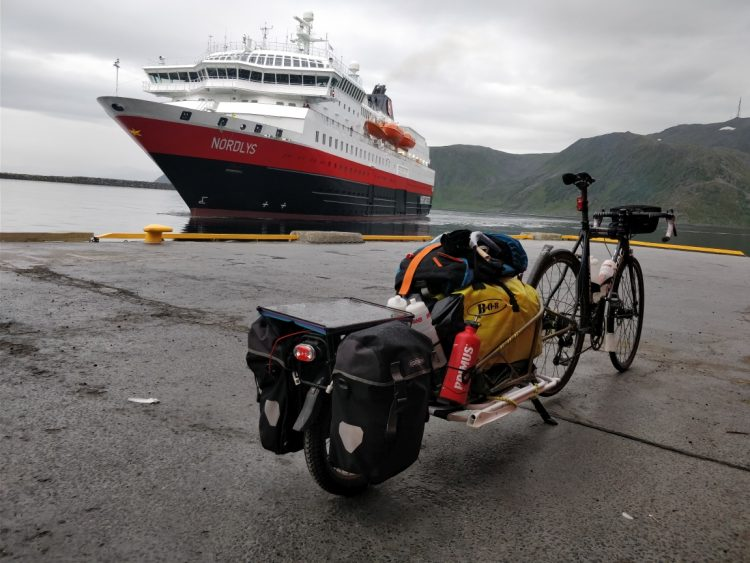#42 Honnigsvåg – Tromsø (Hurtigruten #1)